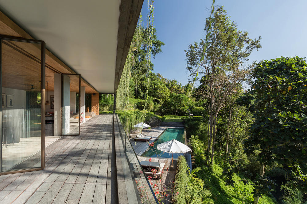 Chameleon Villa Word of Mouth House Architects Architecture Modern Interior Exterior Design Homes Houses