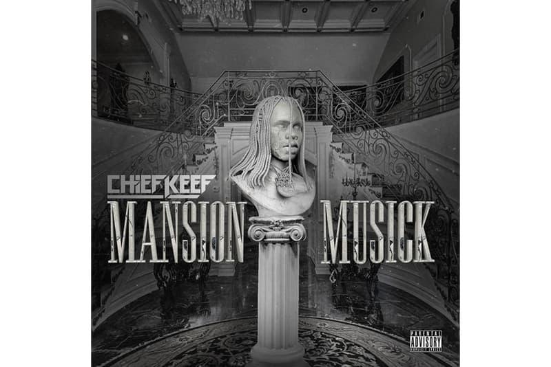 Chief Keef Mansion Musik Album