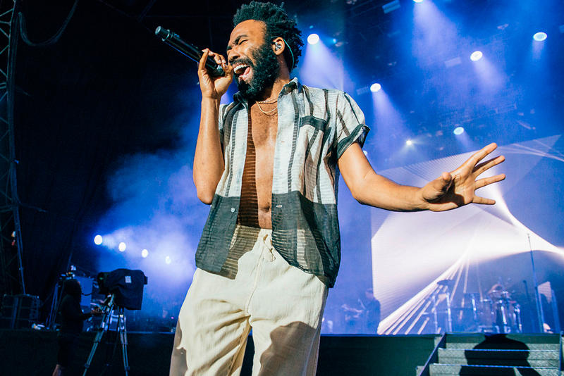 Childish Gambino Lovebox Festival Set Highlights