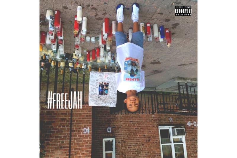 Clyde Guevara freeJAH debut album Jah brooklyn