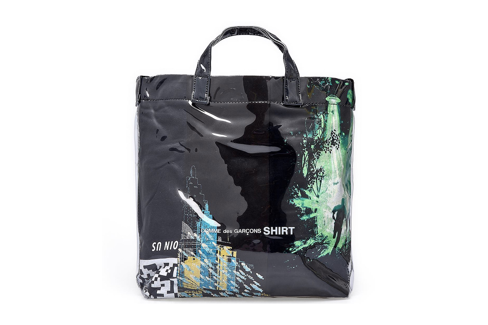 Graveyard X Diccha Collab Tote bag