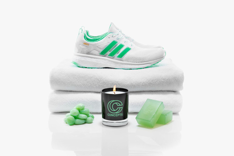 outlet store cf7cc 8b5e9 Concepts  adidas Take Inspiration from Luxury Hotel Spas for Energy Boost