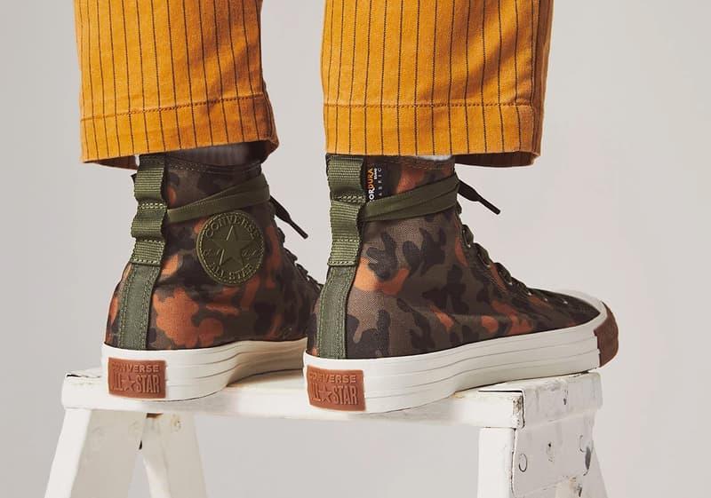 converse chuck taylor cordura fabric collaboration