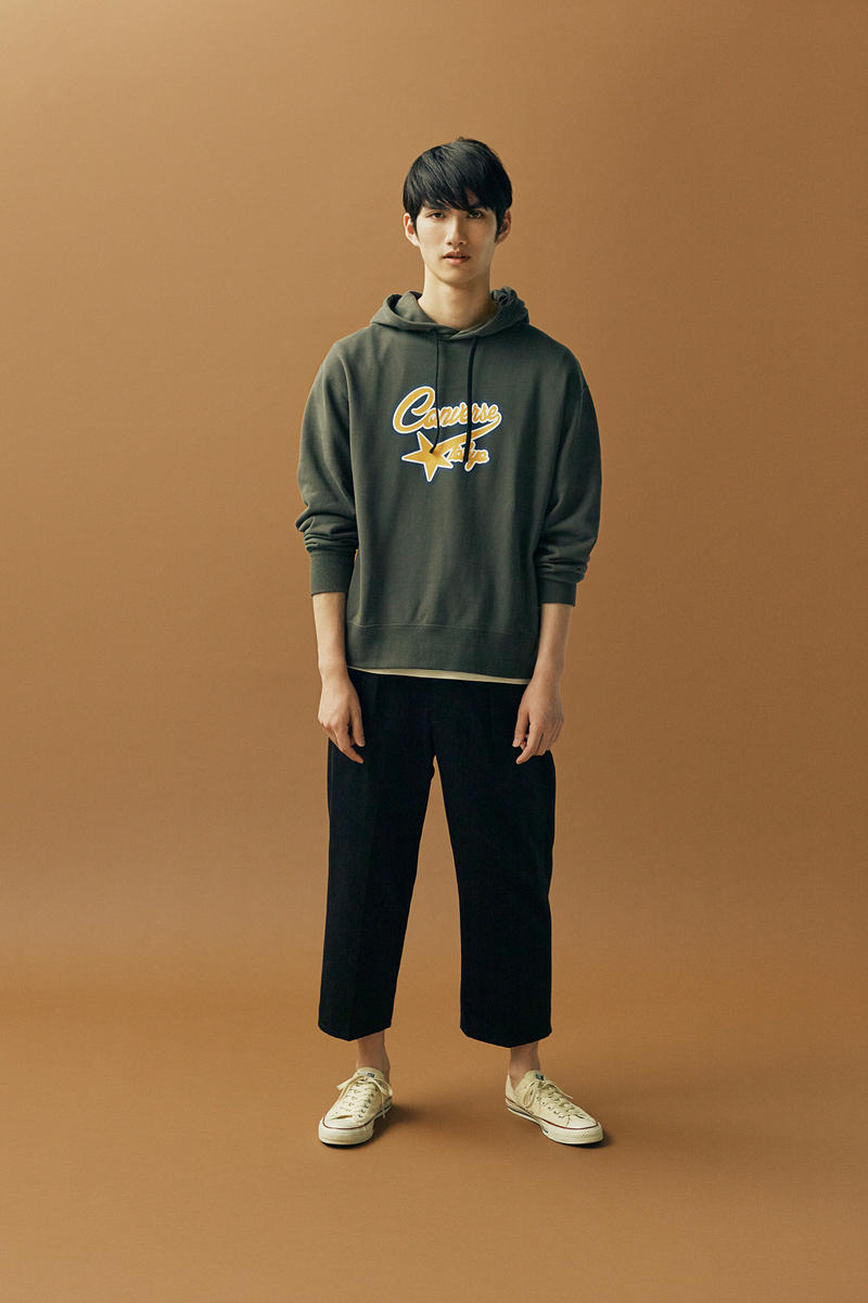 Converse Tokyo lookbook fall winter 2018 collection japan exclusive