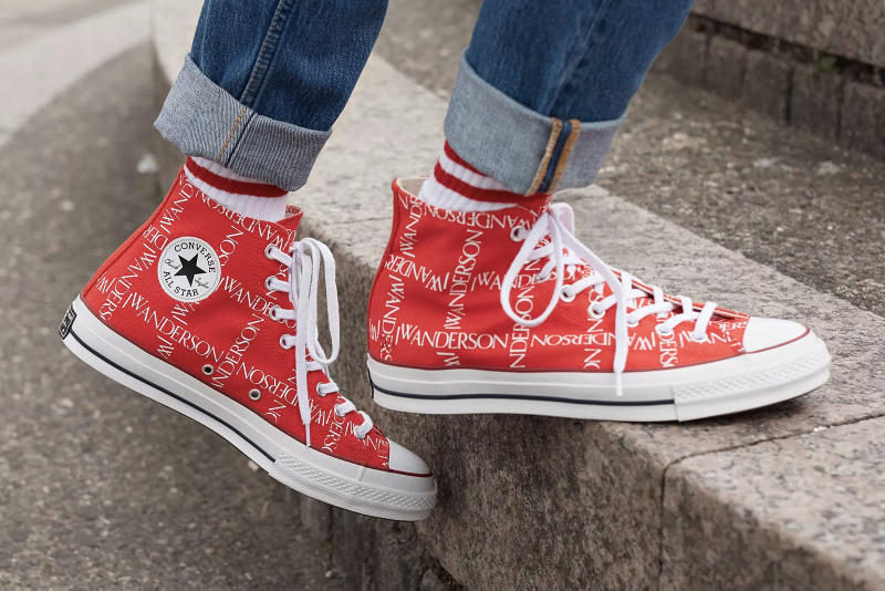 44154b2f8265 A Closer Look at the JW Anderson x Converse Chuck Taylor All-Star 70 in