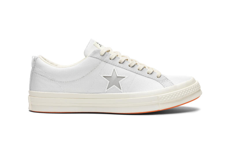 carhartt wip converse one star collaboration september 6 2018 white