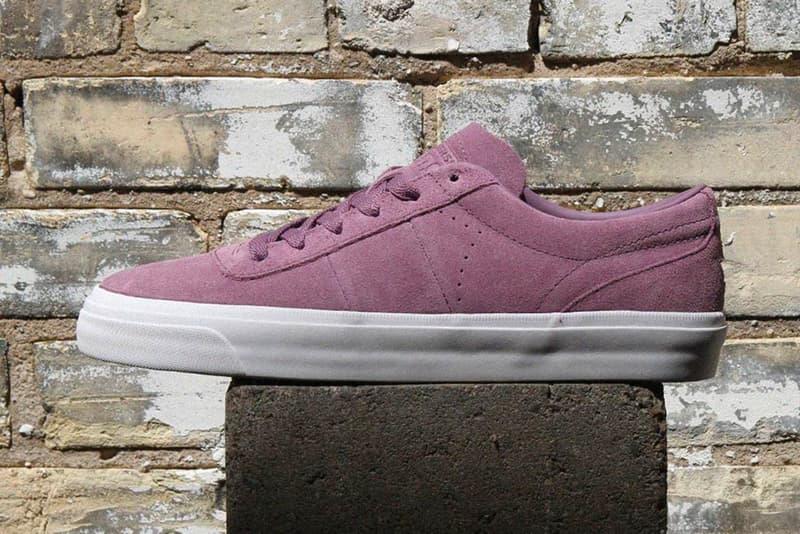 Converse One Star CC Pro Ox Release price sneaker light purple mustard yellow