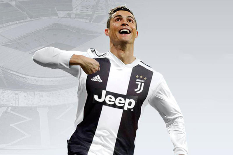 new product a62c0 54df0 Ronaldo's Juventus Jersey Sells 520,000 Units | HYPEBEAST