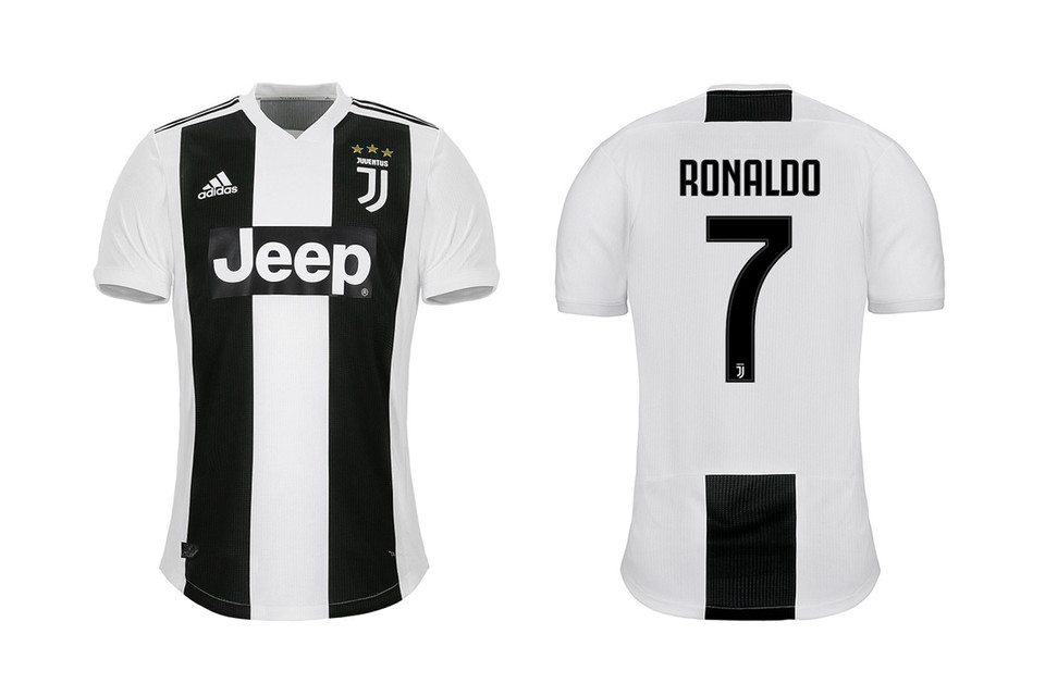 84f2ae7a7f9 You Can Now Pre-Order Cristiano Ronaldo s Authentic Juventus Jersey