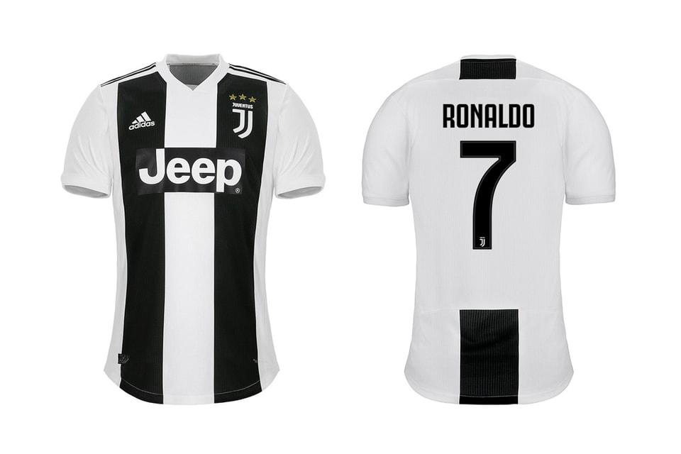best cheap 8b94f f7d07 Cristiano Ronaldo's Juventus Jersey Pre-Order | HYPEBEAST
