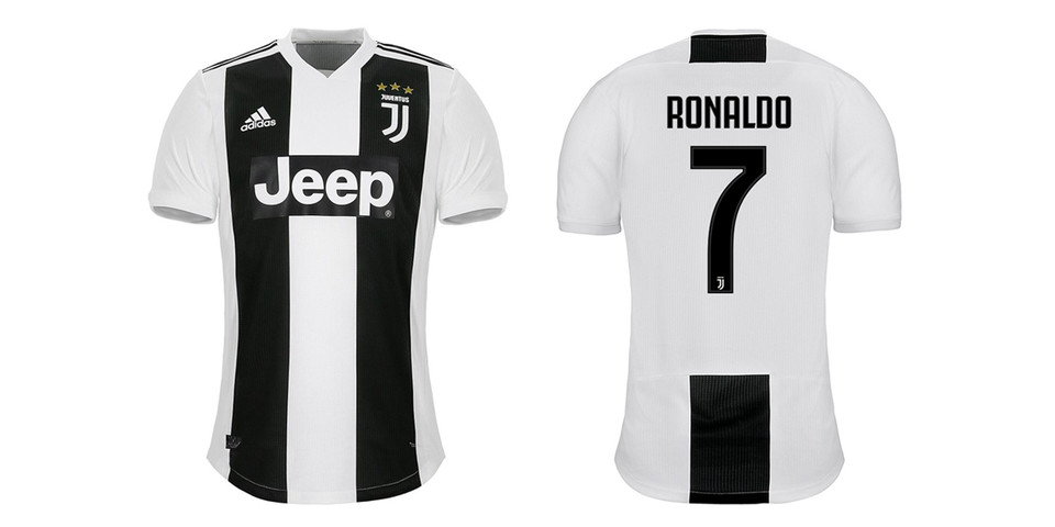 best cheap 50136 16614 Cristiano Ronaldo's Juventus Jersey Pre-Order | HYPEBEAST