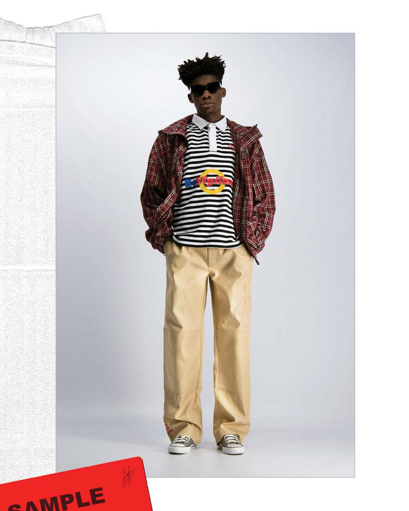 Daily Paper Fall Winter 2018 Lookbook Collection fw18