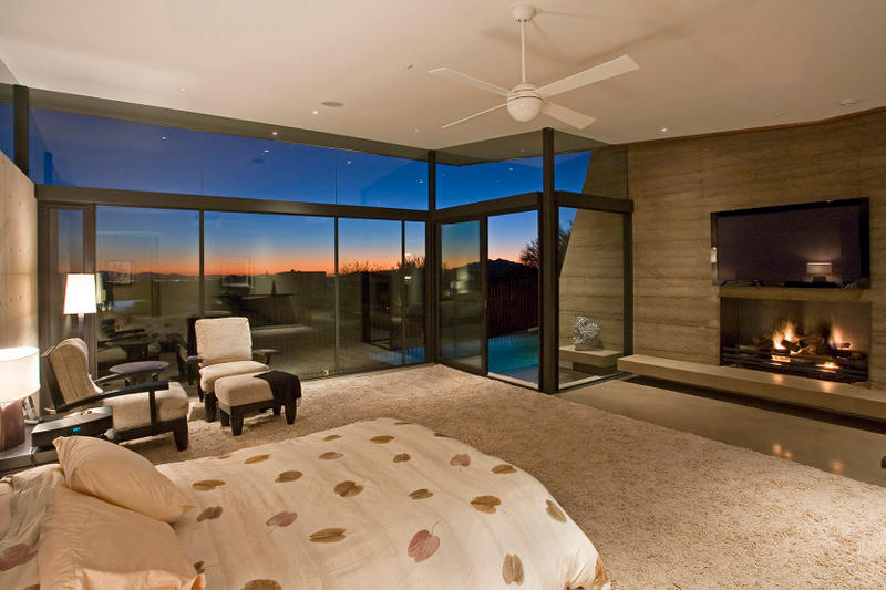 Desert Wing Kendle Design Collaborative Architecture Modern Interior Exterior Design Houses Homes Scottsdale United States America Swimming Pool Desert