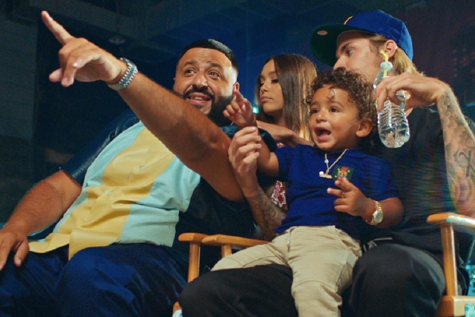 DJ Khaled, Justin Bieber, Quavo