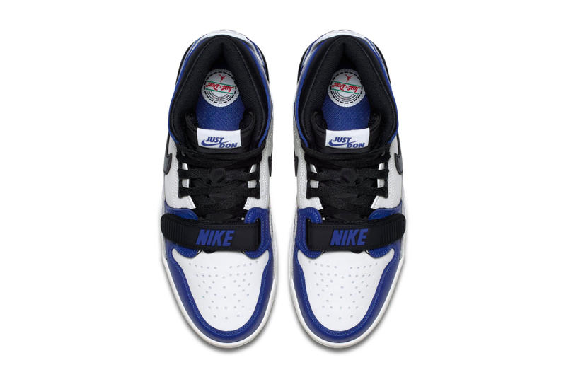 Don C x Jordan Legacy 312 Storm Blue