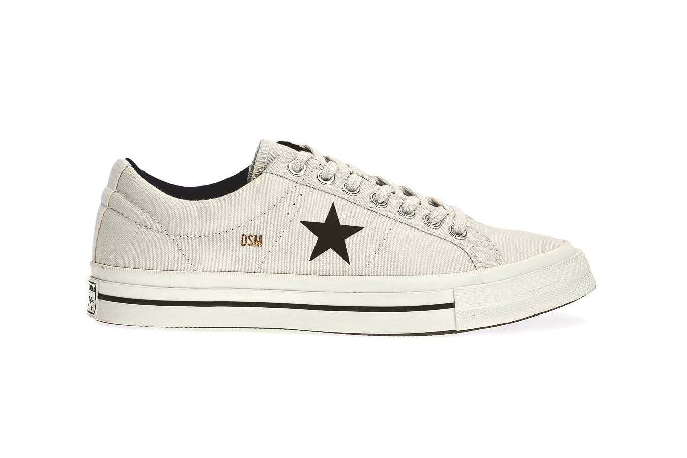 Dover Street Market x Converse One Star