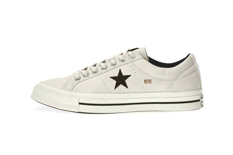 9339c0475f9a2d Dover Street Market x Converse One Star Canvas Series Releases This Week