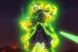 The Lead 'Dragon Ball Super: Broly' Trailer Has Arrived