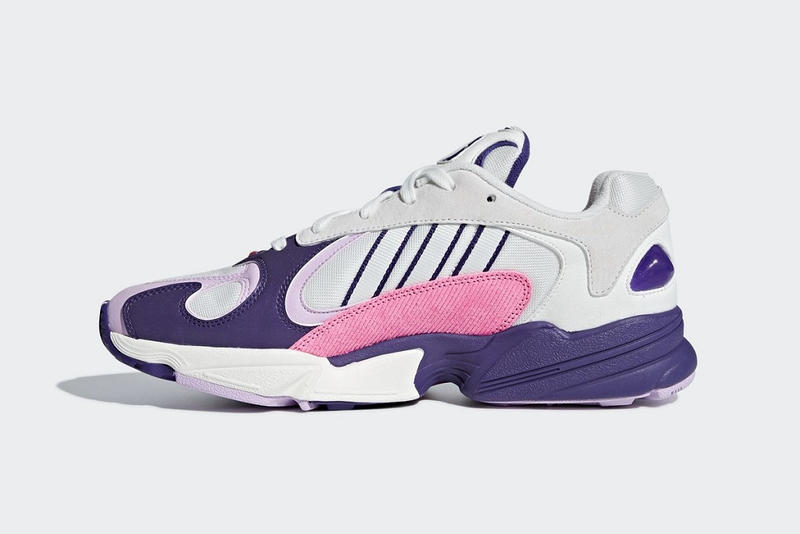 dragon ball z adidas yung 1 frieza images release date closer look pics pictures