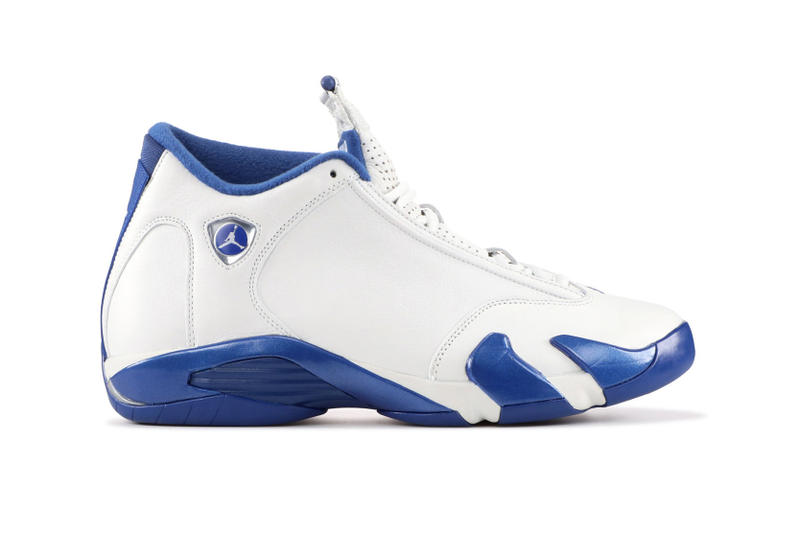 "Drake OVO x Air Jordan 14 ""Kentucky"" PE For Sale $25,000 USD Flight Club Shoes Kicks Trainers Sneakers Cop Buy Purchase Available In-Stock Now Unreleased Never-Seen-Before"
