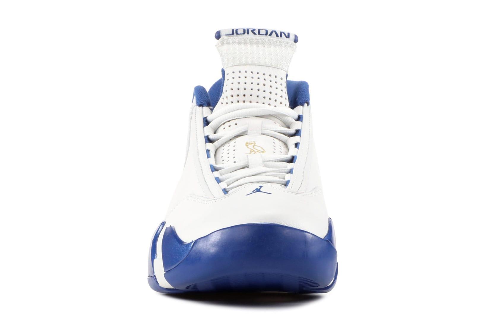 Unreleased Drake OVO x Air Jordan 14 at