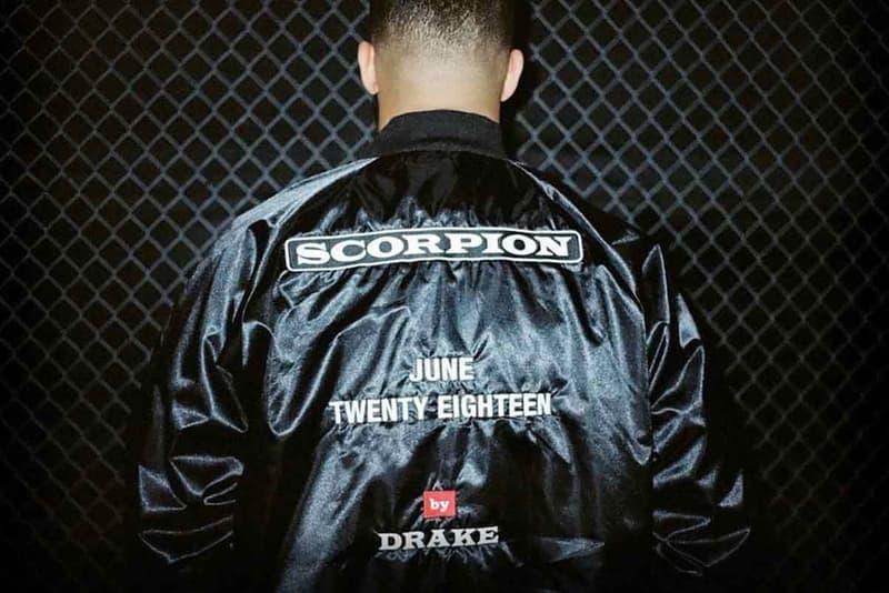 Drake Scorpion Break One Week US Streaming Record Three Days