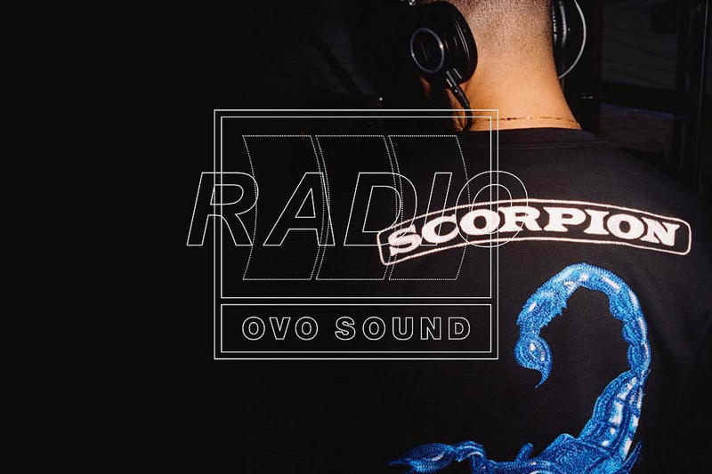 drake scorpion remix ovo sound radio episode 65