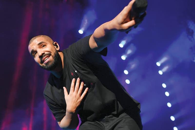 Drake Scorpion Platinum Release Day