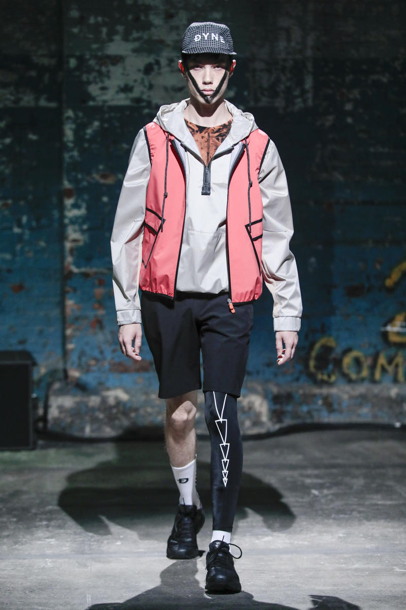 DYNE Spring Summer 2019 Collection New York Fashion Week Men's NYFWM runway