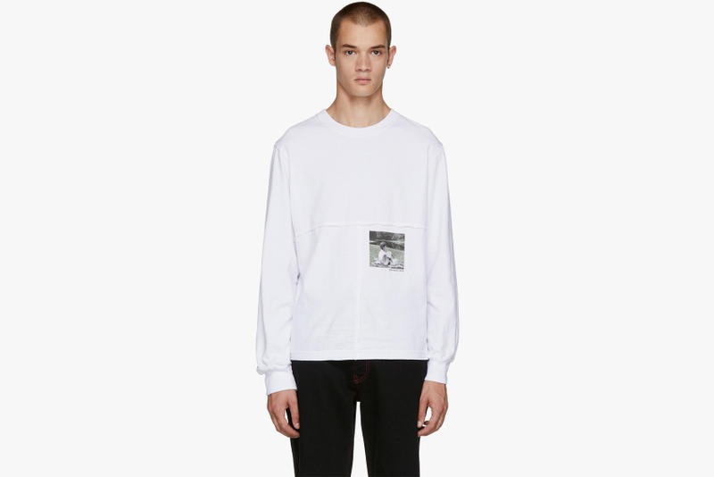 Eckhaus Latta Exclusive SSENSE Clothing Jackets Long Sleeve Short Sleeve T-Shirts Available Purchase Buy Cop Now