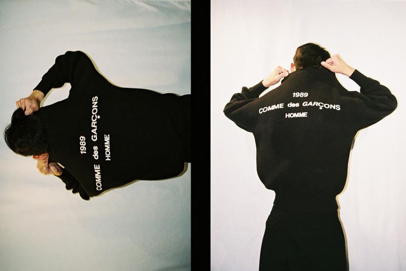 EMPTY ROOM VOL 2 2018 Pre Fall NUMBER (N)INE Undercover Raf Simons Yohji Yamamoto Comme Des Garcons Homme Editorial Tokyo Japan Archive