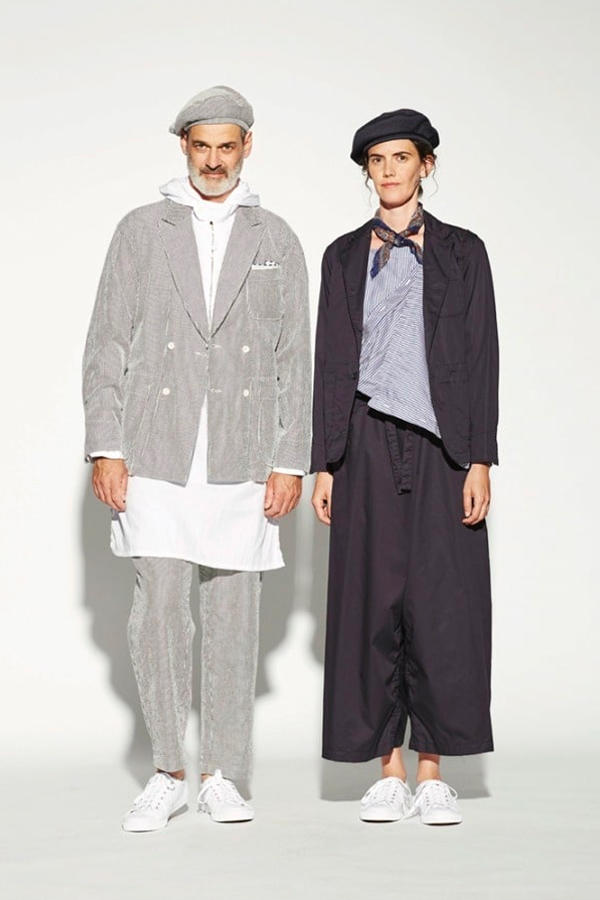 engineered garments ss19 lookbook engineered garments 19ss