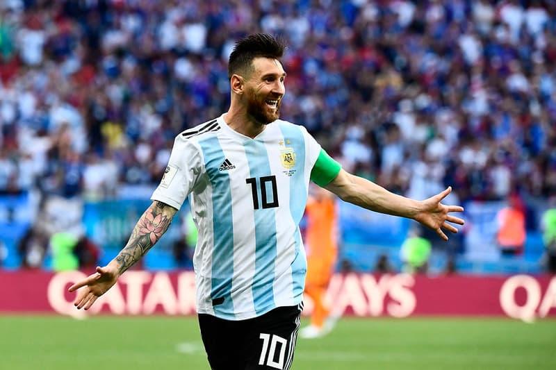 2018 fifa world cup russia lionel messi
