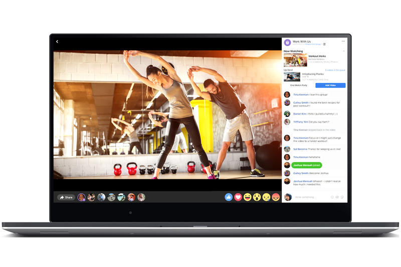 Facebook 'Watch Party' Feature Live Watch Pages Groups