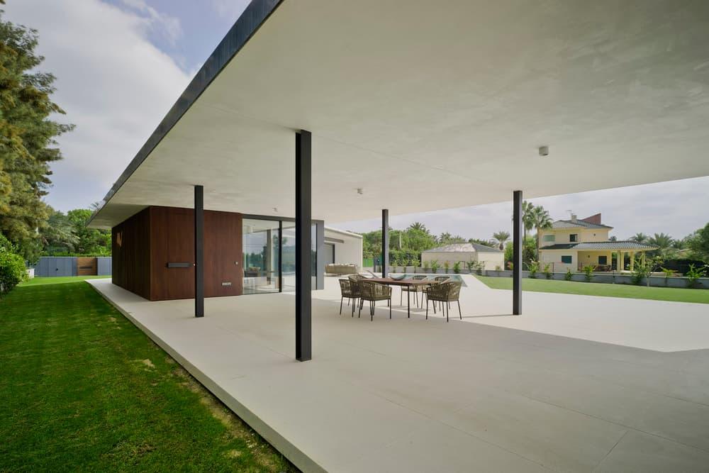Family House Valverde Estudio Arn Arquitectos Homes Houses Modern Interior Exterior Minimal Minimalistic Simple Design