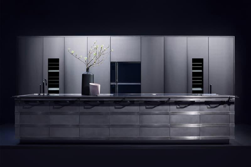 Fendi SCIC Fendi Cucine home Kitchen Collection interior design model price mateirals luxury