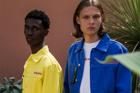 Filling Pieces Unveils Its Pre-Fall 2018 Collection