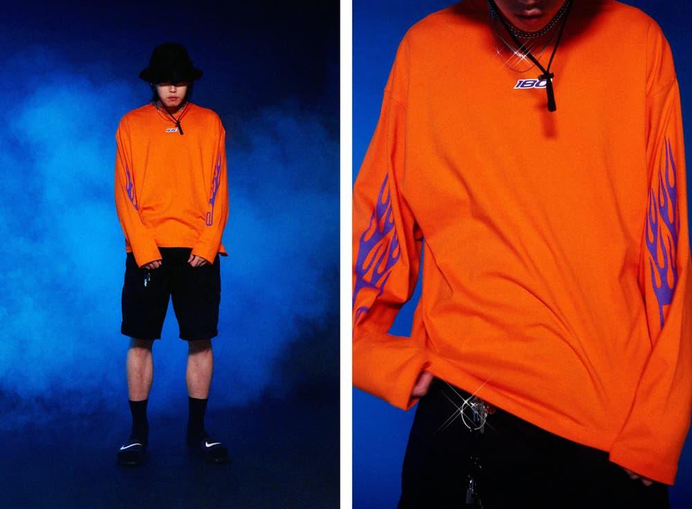 FLOOD Summer 2018 Collection Lookbook Korea Streetwear Fashion