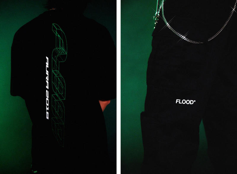 FLOOD Summer 2018 Collection Lookbook Korea Streetwear Fashion