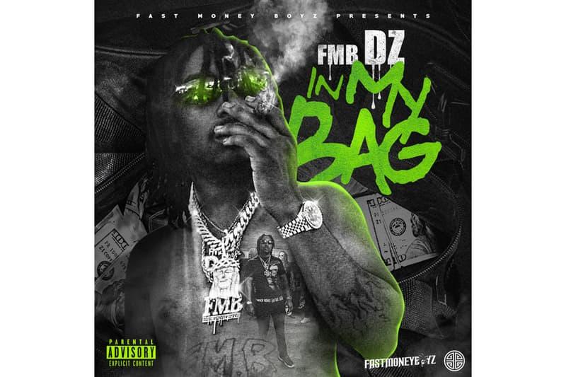 fmb dz in my bag 22018 new project mixtape album detroit stream e 40 philthy rich