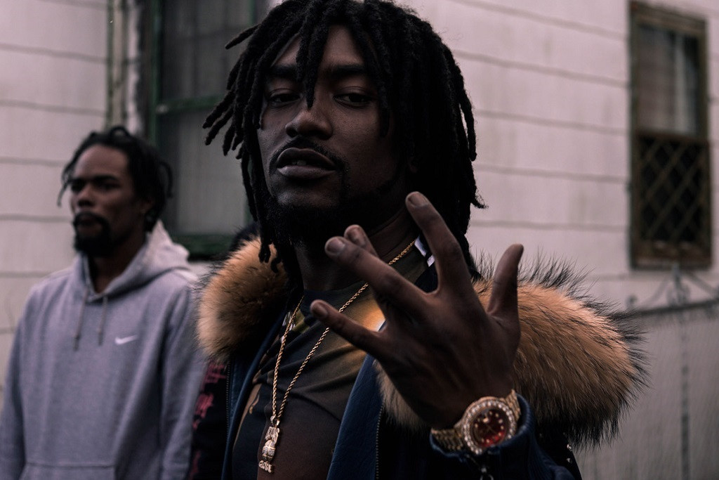 blueface trauma bleed it 21 savage meek mill yg quavo sauce walka almighty suspect mozzy fmb dz 2018 december dec 21 friday best new tracks music songs albums song single stream apple music spotify projects mixtapes videos ghetto gospel black hearted the gift 2 slay video