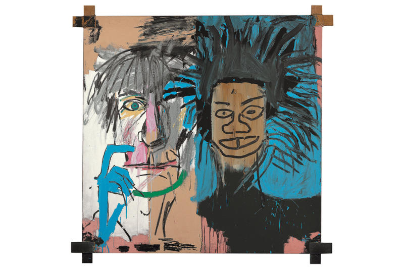 fondation louis vuitton jean michel basquiat retrospective exhibitions shows art artworks paintings