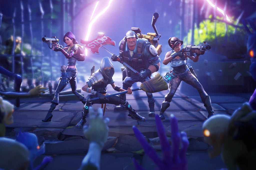 Fortnite 1 Billion USD Battle Royale Taking the Games Market by Storm superdate report 2018 epic games earns worth