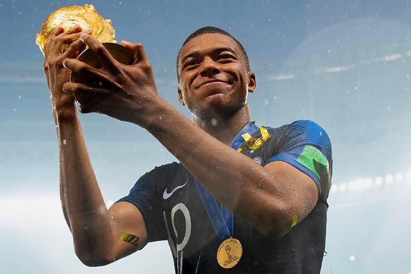 c34b1fae4 Kylian Mbappe Donates  500K USD World Cup Winnings
