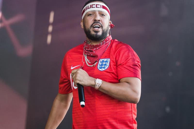 French Montana 'Jungle Rules' Album Cover Stream Young Thug Max B Pharrell