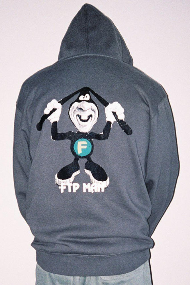 FTP Spring Summer 2018 Collection Lookbook Jacket Hoodie T Shirt Cap Hat Fuck the Population