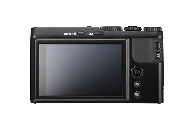 Fujifilm XF1 Premium Compact Camera Details Available Soon Purchase Buy Cop In-Store Online 18.5mm f/2.8 Lens 24.2 Megapixel APS-C Sensor