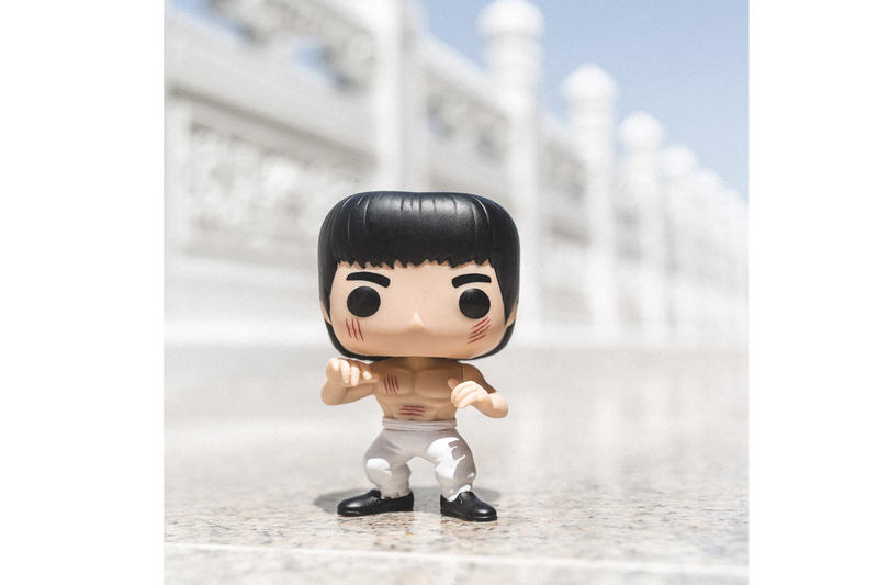 Funko Bruce Lee Figures San Diego Comic Con 2018 Enter the Dragon Game of Death
