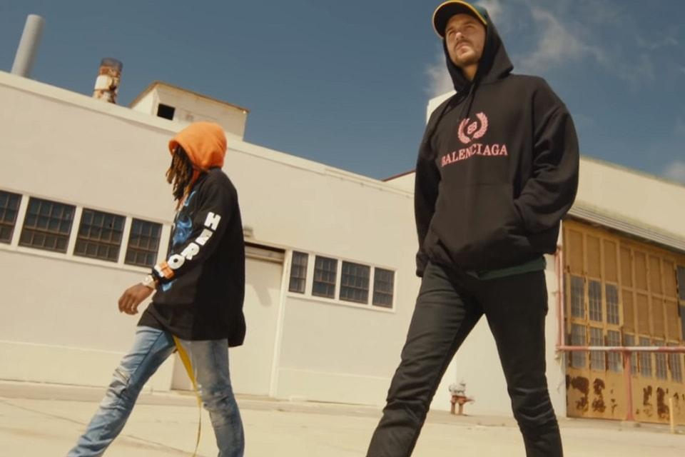 G-Eazy, Nef the Pharaoh and P-Lo