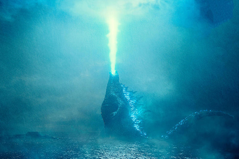 First Look Godzilla: King of the Monsters Godzilla 2019 release date entertainment weekly Kong: Skull Island 2020